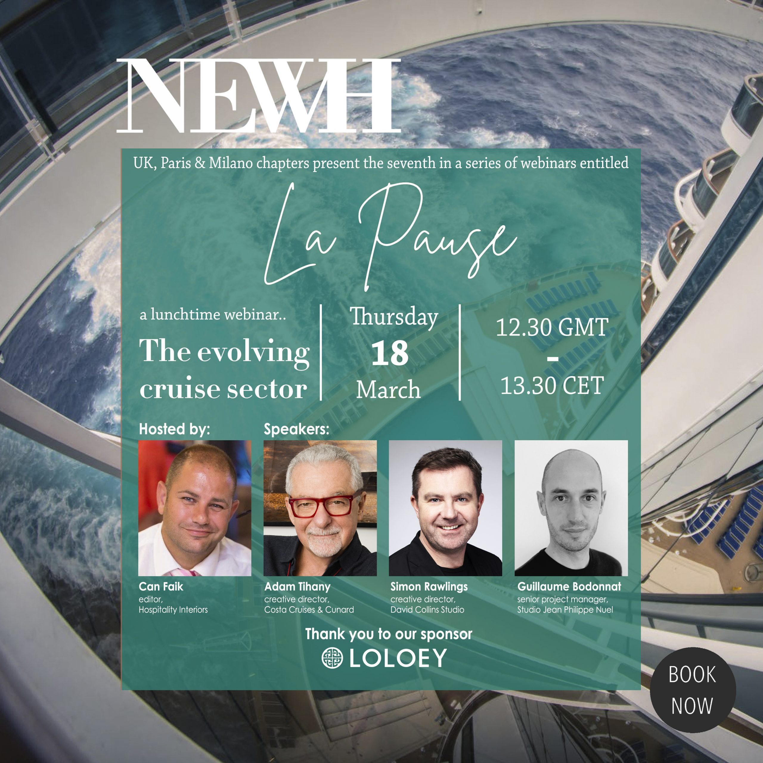 NEWH La pause webinar